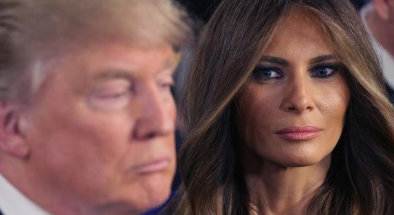Melania Trump kayıp mı?