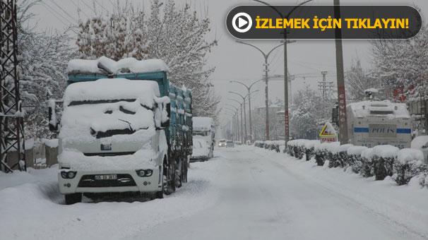 Meteoroloji'den son açıklama! Kar yağışı devam mı edecek?