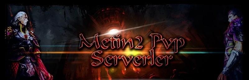 Metin2 Pvp Serverler Tanıtım Sayfası