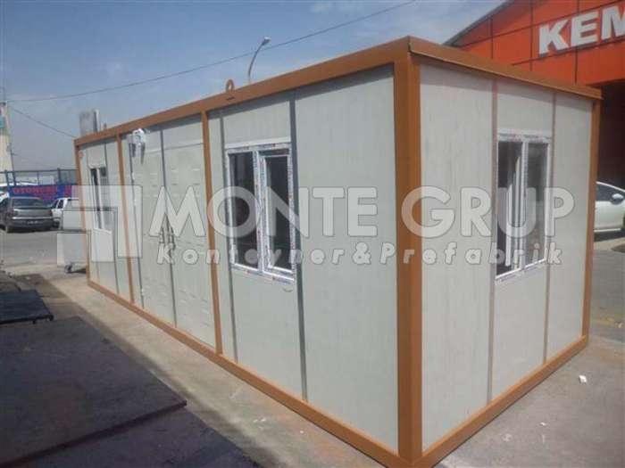Monte Grup ile Özel Üretim Konteyner ve Prefabrik
