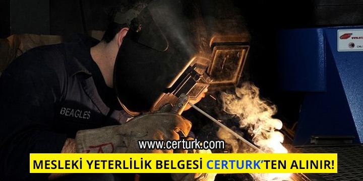 MYK Mesleki Yeterlilik Belgesi Veren Kurumlar Ankara
