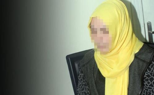 Nikah işlemleri için evrak gönderen 3 çocuk annesi kadın