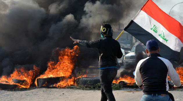 Ölümcül çatışmalar Irak'ta hız kesmiyor