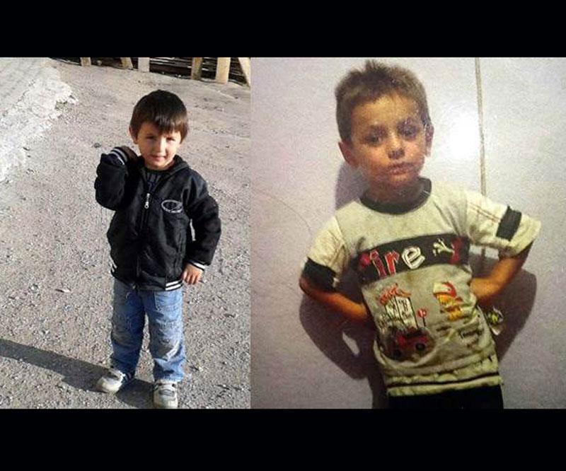 Reşadiye'deki kayıp çocuklardan