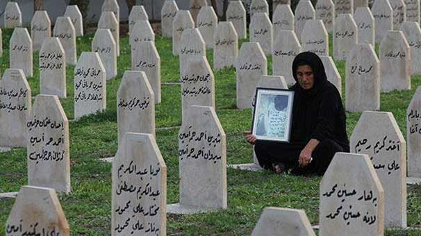 Saddam Katliamı Kabul Etti