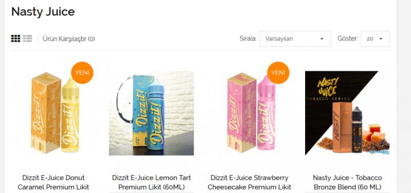 Sahte Nasty Juice E-Likit Nasıl Anlaşılır?
