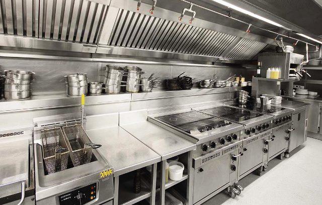 Sanayi Tipi Endüstriyel Mutfak Ekipmanları