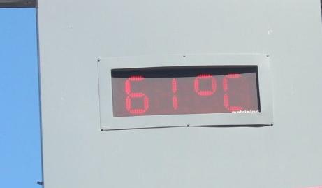 Şanlıurfa'da termometreler çıldırdı