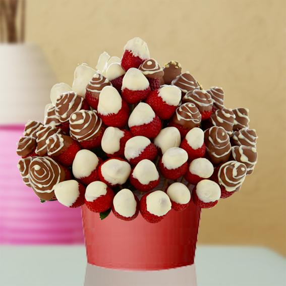 Şeker Ve Çikolata Sepeti Tasarımları