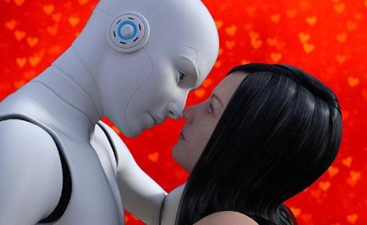Seks robotları- insan aşkı meyve verdi
