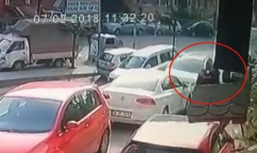 Şişli'de sokak ortasında cinayet