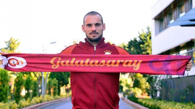 Sneijder transferinde şoke eden iddia!