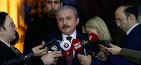 TBMM Başkanı Şentop, Meclis'teki kavgayı değerlendirdi