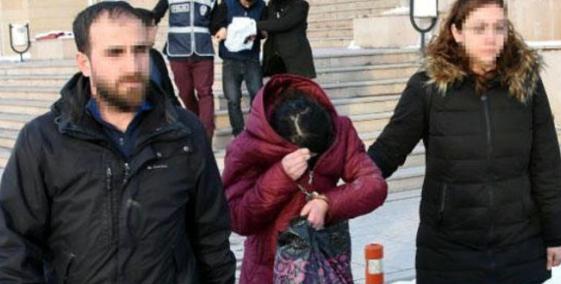 Tecavüz edilip öldürülen 38 günlük bebek