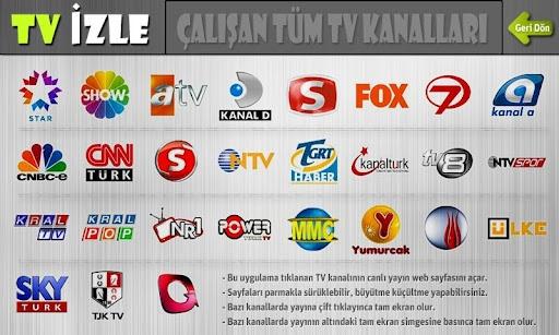 Televizyon kavgasına bir son vermek ister misiniz? - Canlı TV İzle