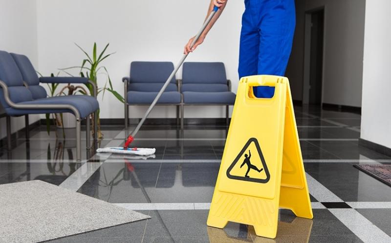 Temizlik Şirketinde Birinci Marka