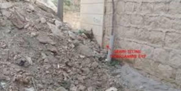 TSK: Afrin'de 8 EYP imha edildi