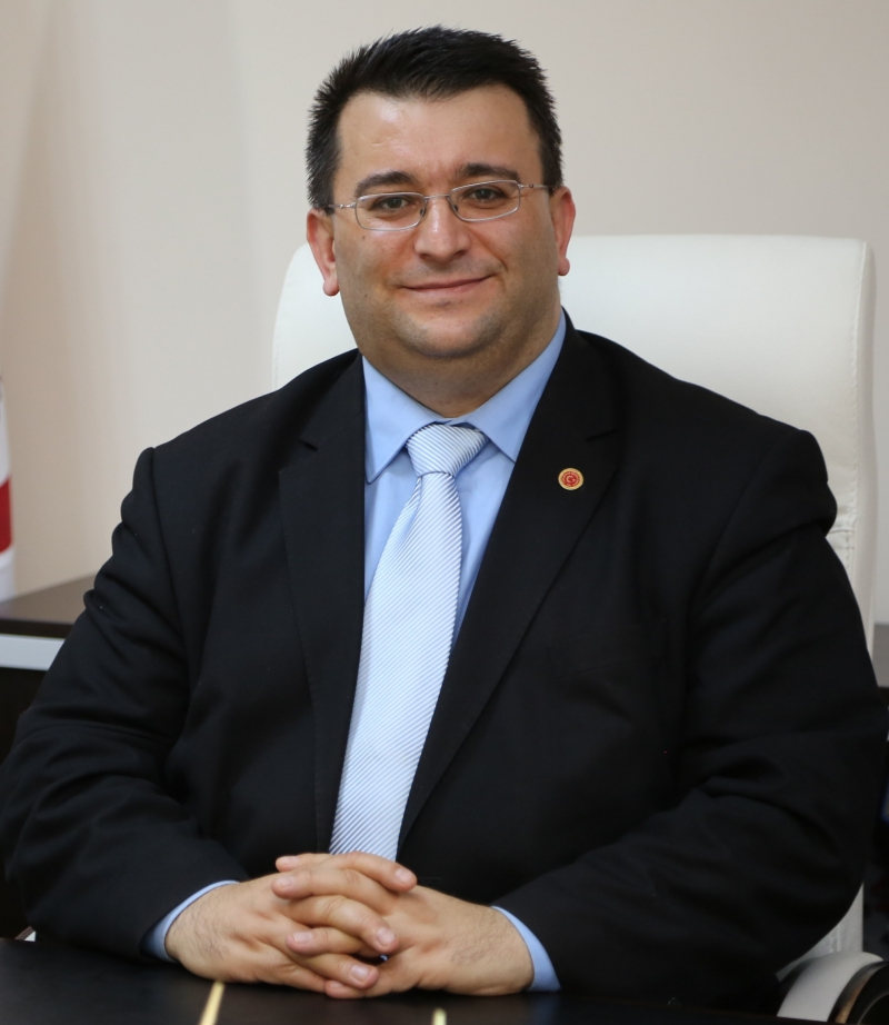Türk Halkları Medeniyeti Vakfı Proje Koordinatörü Erkan AYAN: