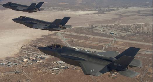 Türk pilotlarının F-35 eğitim uçuşları durduruldu
