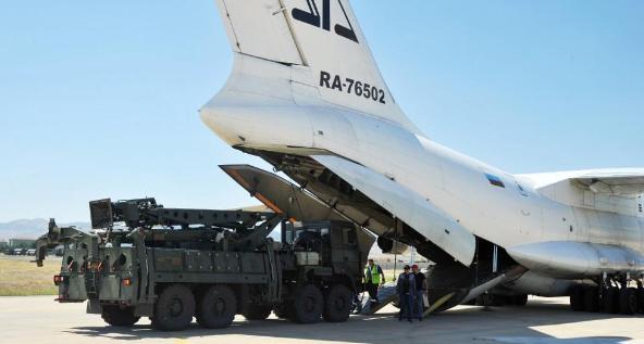 Türkiye S-400 sistemlerini test ediyor