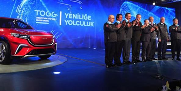 Türkiye'nin yerli arabası yabancı basında çoğunlukla yer aldı