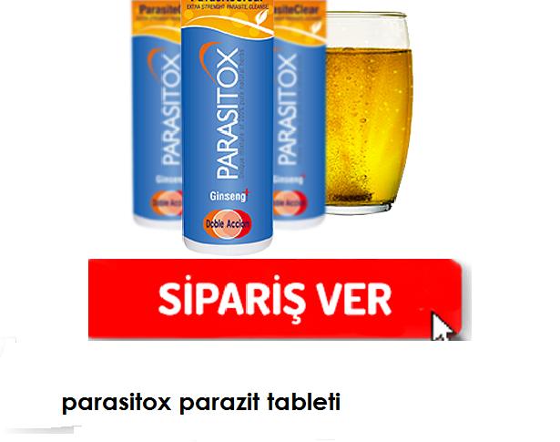 Ülkemizde parasitox zayıflama tableti kullanımı ve ürün detayları