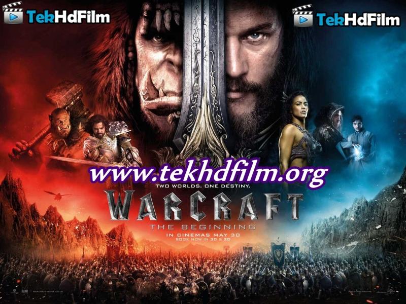 Warcraft Türkçe Dublaj İzle filmi konusu