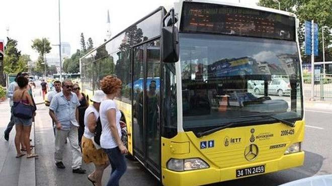 Yarın İstanbul'da Otobüsler Ücretsiz