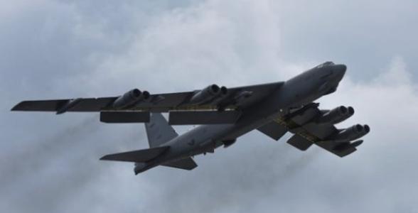 ABD'nin ünlü bombardıman uçakları rota değiştirdi