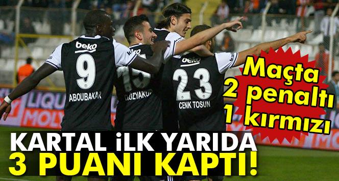 Adanaspor Beşiktaş maçı geniş özeti ve golleri izle