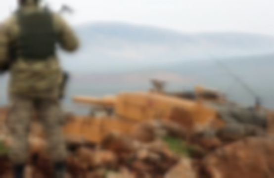 Afrin'deki TSK operasyonunda 25 ölü