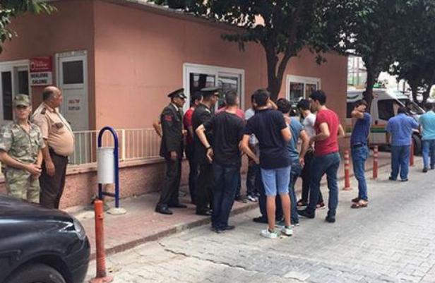 Bir jandarma er Kıbrıs'ta bıçaklandı öldürüldü