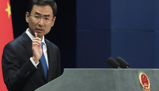 Çin Dışişleri'nden Türkiye'ye uyarı