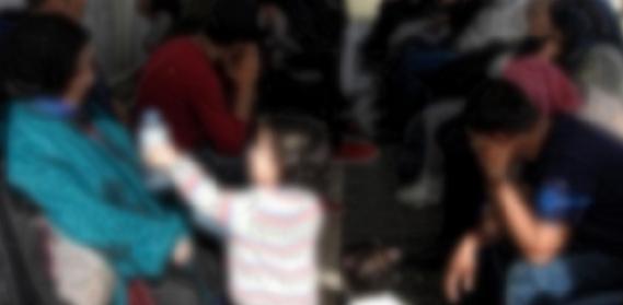 Edirne'de 238 kaçak ve sığınmacı yakalandı