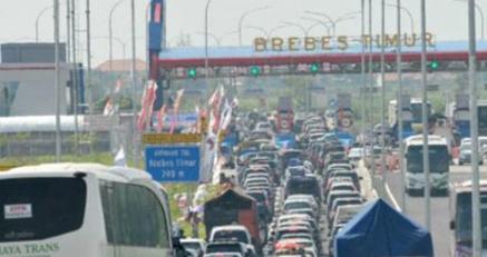 Endonezya'da bayram tatili kazaları