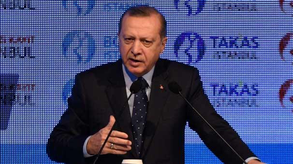 Erdoğan'dan işadamlarına mesaj