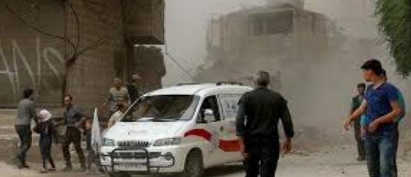 Esad rejimi güney cephesine de saldırıyor