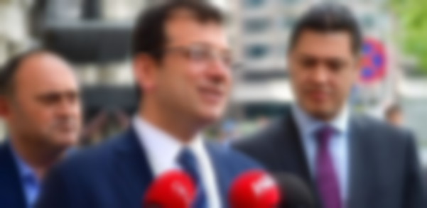 İmamoğlu tarafından FETÖ sanığının iddiaları hakkında suç duyurusu