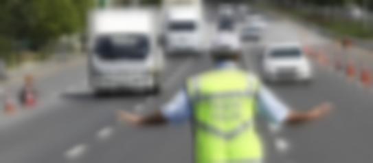 İstanbul'da kapalı yollar
