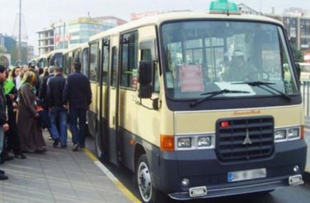 İstanbul'da minibüs fiyatlarına zam geldi