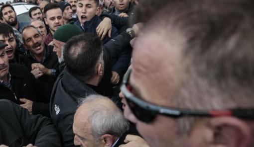 Kılıçdaroğlu'na saldırı soruşturmasında 8 kişi serbest