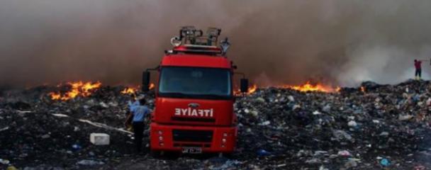 Muğla'da büyük yangın