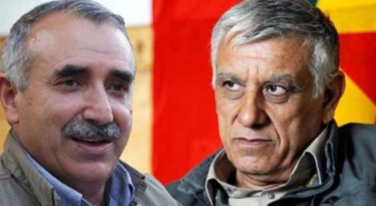 PKK'nın sözde yöneticileri