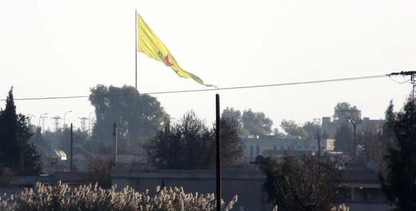 PYD bölgesinden Türkiye'ye ateş açıldı