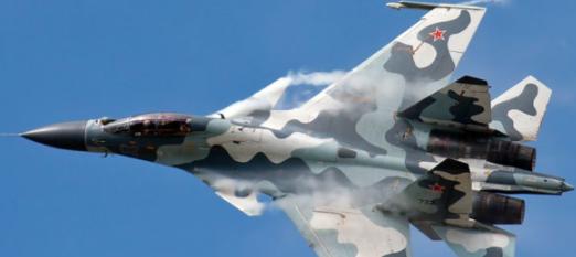 Rus jeti ile ABD jeti tehlikeli bir