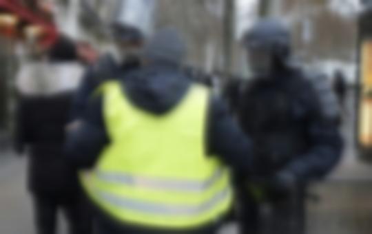 Sarı Yelek eylemlerinde 4 bin 99 kişi gözaltına alındı