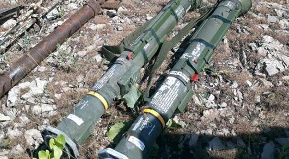 Şırnak'da gömülü füzeler bulundu