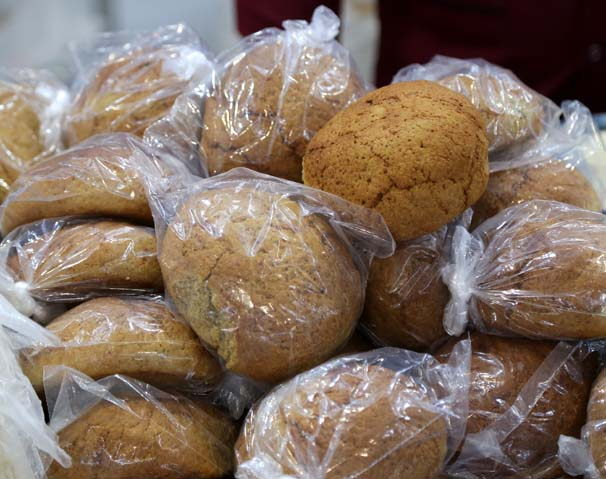 Siyez ekmeği tüketimi arttı