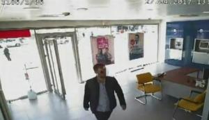 Silahla bankaya daldı hesabına 3 milyon TL aktardı
