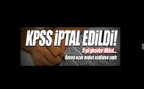 2010 KPSS İle İlgili Yeni Karar